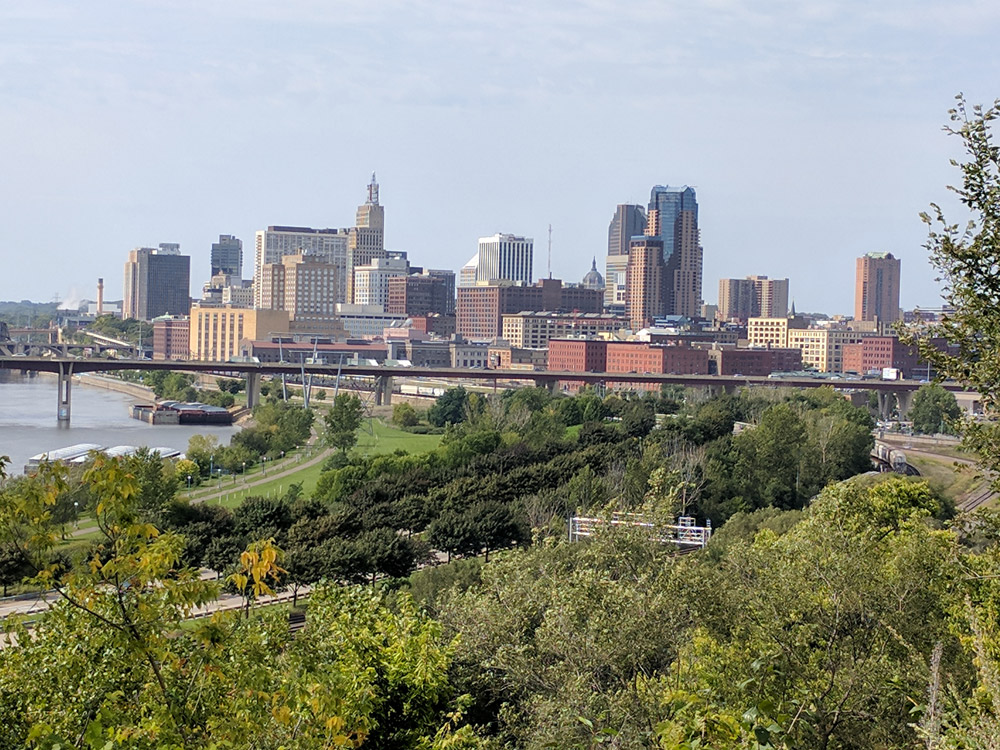 Downtown_St_Paul Brewery Tour